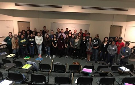 Yamhill & Roosevelt high school Mock Trial collaboration