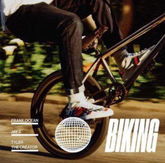"""Biking"" - Frank Ocean ft. Tyler, the Creator and Jay-Z (warning explicit lyrics)"