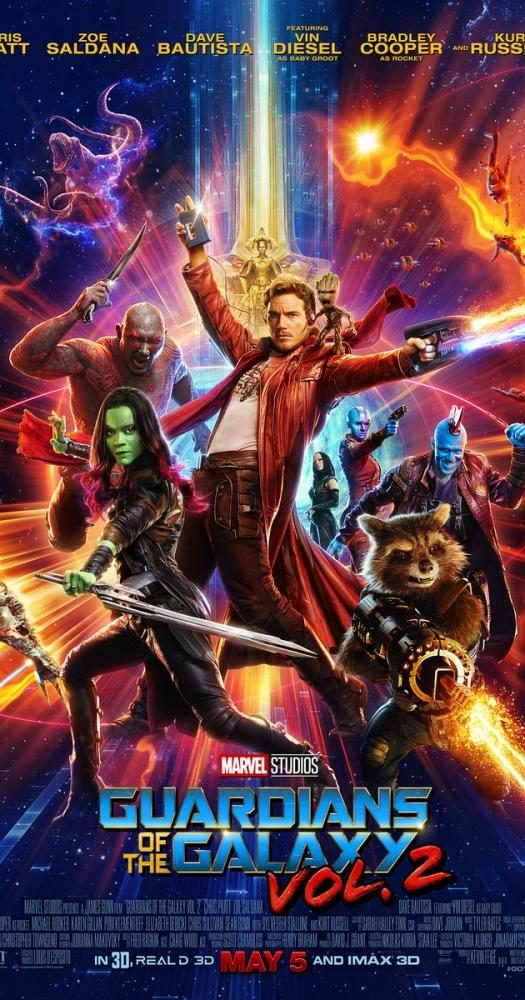 Guardians+of+the+Galaxy+vol.+2+Review