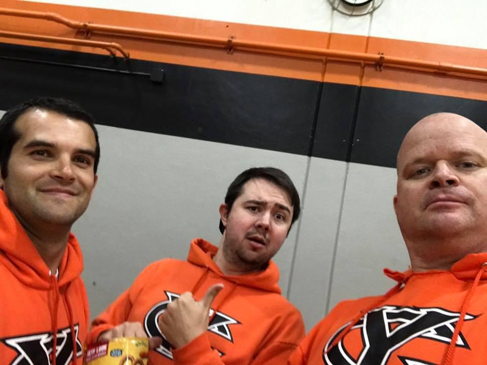 Trevor da Silva, Jordan Slavish, Gregory Nueman