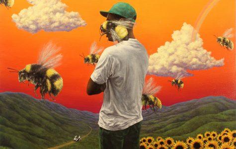 Album Review of Flower Boy- Tyler, the Creator(explicit content)