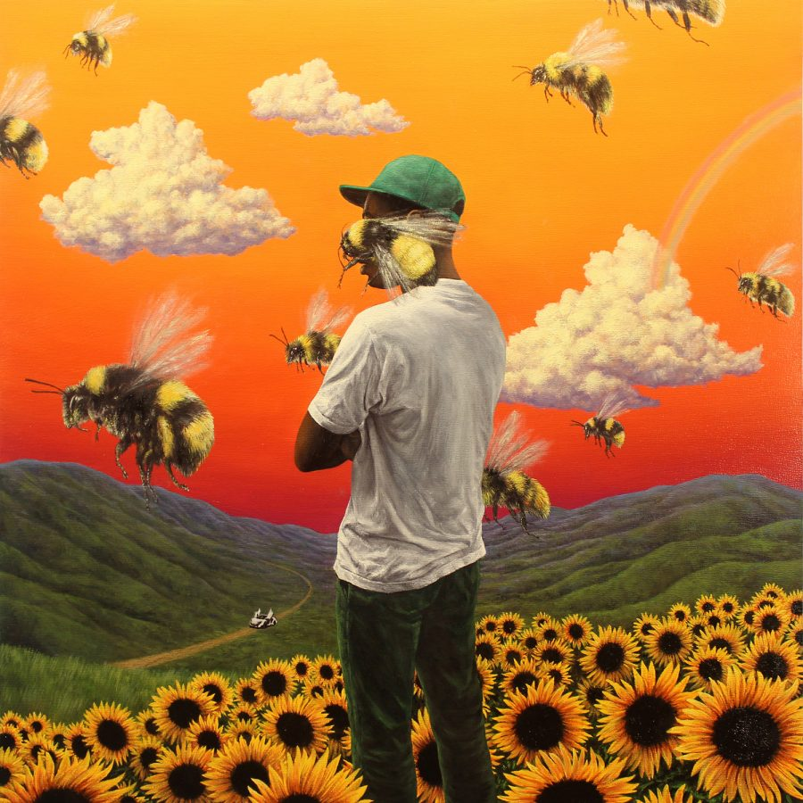 Album Review of Flower Boy- Tyler, the Creator(explicit content)