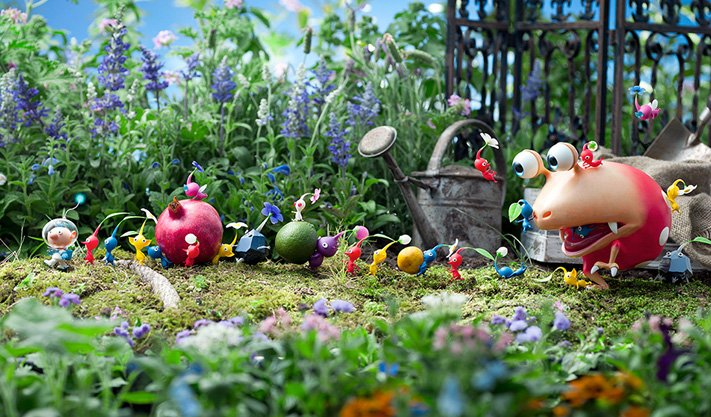 The next Pikmin game; What we're hoping 4