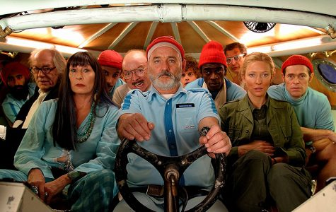 The Life Aquatic with Steve Zissou, a complicated and underrated film.