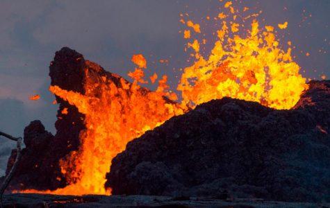 Hawaii Deals with Volcano