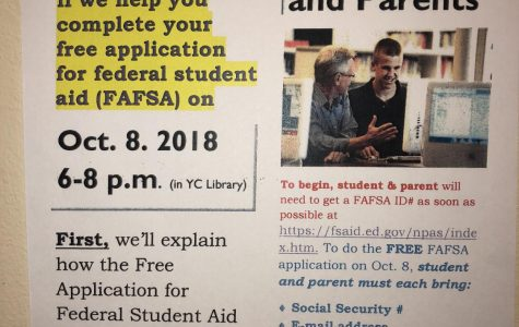 FAFSA Parent Help Night