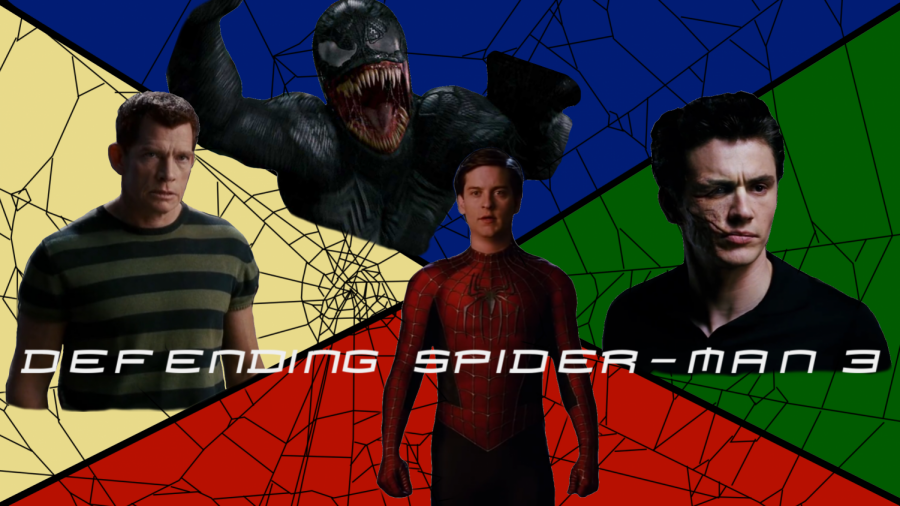 Spider-Man+3%3A+In+Defense+of+a+Hated+Film