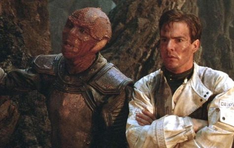 Enemy Mine: Relevant Sci-Fi in an Era Where it's Forgotten