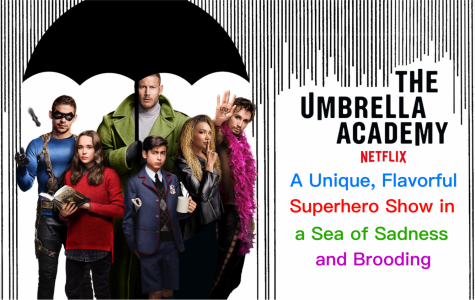 The Umbrella Academy: A Unique, Flavorful Superhero Show in a Sea of Sadness and Brooding