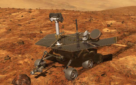 The Opportunity Rover has Finally Reached the End of the Road
