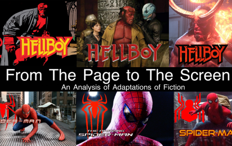 From The Page to The Screen – An Analysis of Adaptations