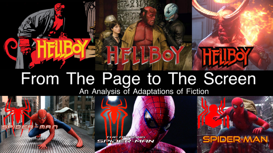 From+The+Page+to+The+Screen+-+An+Analysis+of+Adaptations