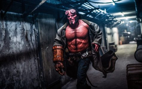 Hellboy and The Desolation of My Braincells