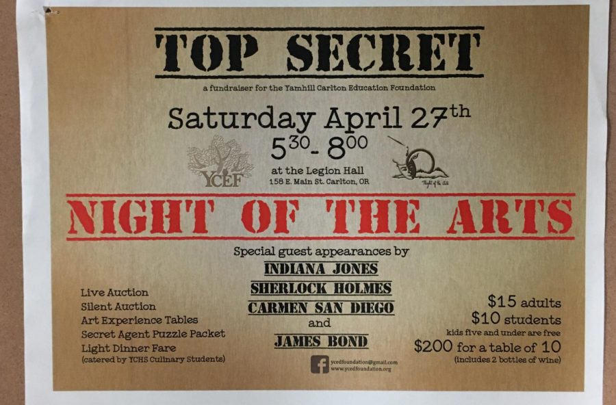 Night+of+the+Arts%3A+A+Good+Way+to+Raise+Money