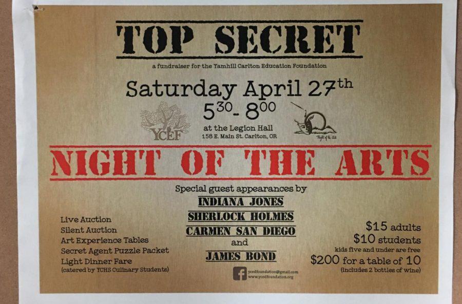 Night of the Arts: A Good Way to Raise Money