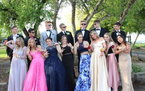 It's Prom, not Star Wars Day