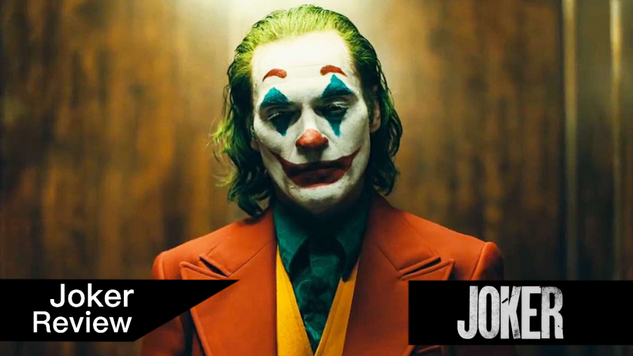 Joker: Beautifully Disturbing