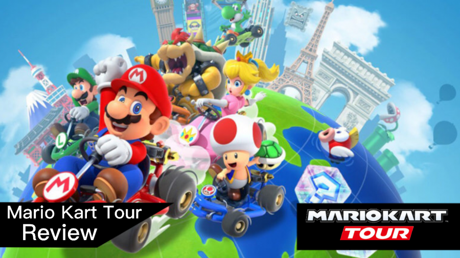 Mario Kart Tour: Mobile Mayhem