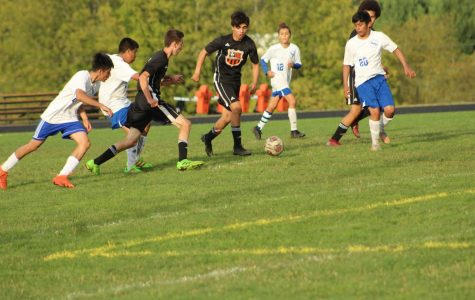 Boy's Soccer Starts Out With Their First Winning Season