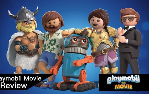 Playmobil: The Movie… It just sucks.