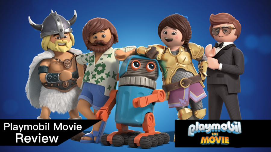 Playmobil: The Movie... It just sucks.