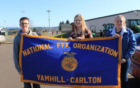 Tractor Parade at YC!