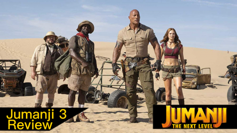 Jumanji Three: The Next Level - An Overall Successful Blend of Comedy, Heart and Action (Review)