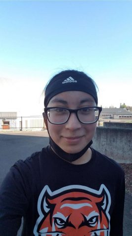 Elizabeth Martinez, sophomore at YC